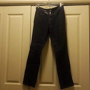 Loft curvy fit straight jean